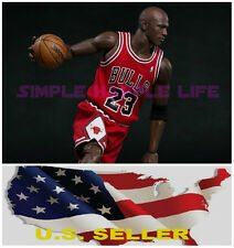 ❶❶Custom 1/6 Michael Jordan Red Chicago Bulls Jersey 23 for Enterbay Body USA❶❶