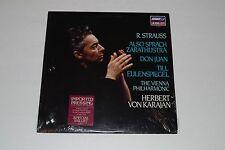 R. Strauss Also Sprach Zarathustra, Don Juan - Herbert Von Karajan FAST SHIPPING
