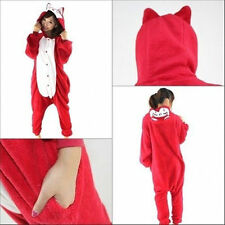 New -unisex -Adult- Animal Onesies Onsie Kigurumi Pyjamas Sleepwear Onesie Dress