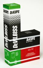 DeVilbiss DeKups DPC-602 Disposable 9 Oz. Cups & Lids
