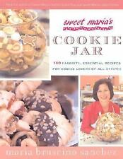 Sweet Maria's Cookie Jar: 100 Favorite, Essential Recipes for Everyone-ExLibrary
