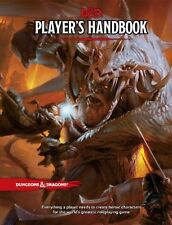 Dungeons and Dragons RPG 5th edition Players Handbook