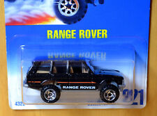 Hot Wheels Range Rover [Black] - New/Sealed/Rare Vintage