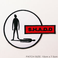 UFO - SHADO Crew Uniform Embroidered Patch, Gerry Anderson - S.H.A.D.O.
