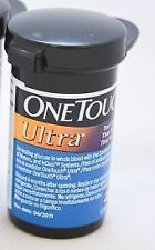 25 Test Strips For One Touch Ultra Glucometer(Without Company Box)