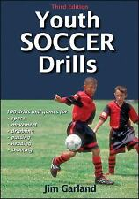 Youth Soccer Drills-3rd Edition by Jim Garland (2015, Paperback)