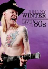 Johnny Winter: Live Through the '80s (2010, DVD NIEUW)