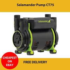 SALAMANDER CT75 Shower Pump 2.0 Bar - Regenerative, positive head Pump