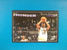 2009-10 Panini NBA Basketball n.232 Team Record Oklahoma City Thunder