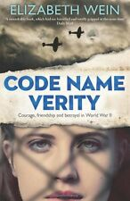 Code Name Verity, Wein, Elizabeth Book The Cheap Fast Free Post