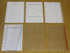 Classic Size   *NEW* Accessory Pack FRANKLIN COVEY Planner/Binder Refill - $50+