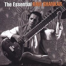 LIKE NEW The Essential Ravi Shankar 2CD with four decades of raga and expansion