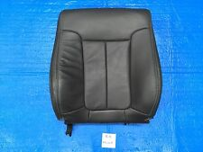 2012 2013 2014 FORD F150 FX4 RIGHT FRONT SEAT COVER BACKREST BLACK LEATHER