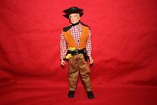Vintage action man 40th action homme habillé en tenue cowboy cb19475