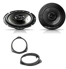 Vauxhall Tigra 2004-2009 Pioneer 17cm Front Door Speaker Upgrade Kit 240W