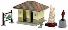 TOMYTEC N Scale 1/150 Diorama Collection 013 Station Square & Park B