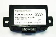 Alarm Module Audi A6 S6 A8 S8 Allroad C5 - 4D0 951 173 D - Genuine -  4D0 951 17