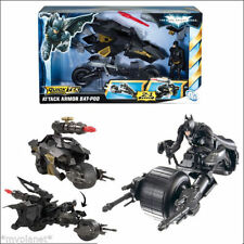 "Attack Armor Bat-pod with 3.75"" Dark Knight Rises Batman"