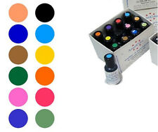 Amerimist Airbrush Colour Kit With 12 Colours