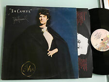 LP UK 1974  Peter Hammill ‎– In Camera  -- Van Der Graaf Generator