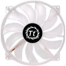 "Thermaltake Pure 20 Led Dc Fan - 1 X 7.87"" - 800 Rpm - Sleeve Bearing"