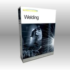Welding Welder Spot Mig Tig Arc Learning Study Subject Training Manual