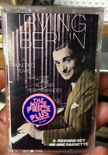 Irving Berlin: A Hundred Years by Various Artists (Cassette, Oct-1990 NEW Sealed