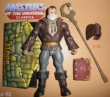 HE-MAN MOTU classics ELDOR figure TOY Book of Spells POWERS OF GRAYSKULL masters