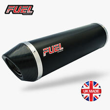 Yamaha Fazer FZS600 1998-2003 Diablo Black S/S Round Midi UK Road Legal Exhaust