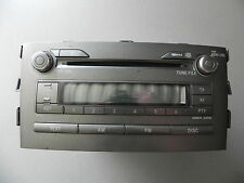 Toyota Yaris Auto Radio CD AM/FM Mp3 WMA 86120-02520 Head unit Tuner Player