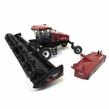 1/64 Macdon m1240 Windrower with draper and disc mower heads SpecCast NEW in box