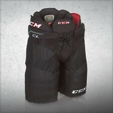 "New CCM Crazy Light U+ CL ice hockey pants senior small sm black waist 28""-32"""