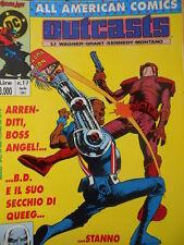 OUTCASTS - All American Comics n°19 1991 ed. DC Comic Art  [G.164]
