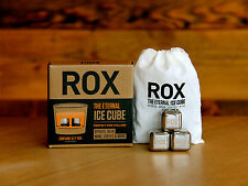 "ROX STAINLESS ""The Eternal Ice Cube"" 