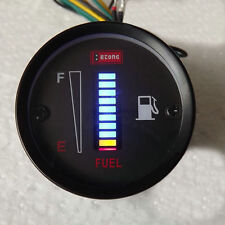 "LED Carburante Indicatori Di Livello, 12V DC per auto, Moto ecc. 52mm (2"")"