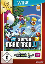 New Super Mario Bros. U + New Super Luigi U für Wii U