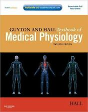 Guyton and Hall Textbook of Medical Physiology, 12e by John E. Hall