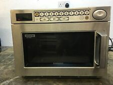 Samsung CM1029 Heavy Duty 1000w Commercial Microwave. 6 Month Used Only