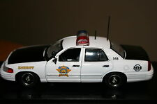 1/43 Custom First Response Police Dallas County Sheriff Texas