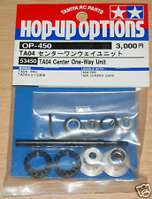 Tamiya 53450 TA04 Center One-Way Unit (TA-04/TA04R/TA04S/TA04SS/TA04 Pro), NEW