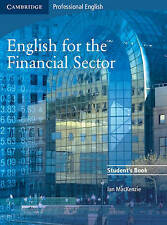 English for the Financial Sector Student's Book (Cambridge Exams Publishing), Ve