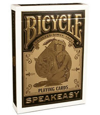 1 Deck Bicycle Speakeasy Playing Cards ~RARE~ Collectors Item