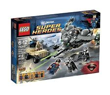 LEGO Superheroes 76003 Superman Battle of Smallville Fast Shipping