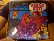 Frank Zappa Mothers of Invention Freak Out! 2xLP sealed 180 gm vinyl Pallas