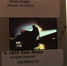 BLUES IMAGE Ride Captain Ride Gas Lamps and Clay Rise Up 1970 ORIGINAL SLIDE 3