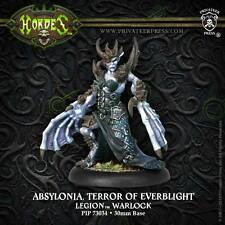 Warmachine Hordes BNIB - Legion of Everblight Absylonia Terror
