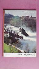 (R10_9_01) MERIAN 8 XVIII 1965 DER HOCHRHEIN vom Bodensee bis Basel #38