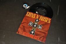 7 45 promo Guns N' Roses  ‎– Paradise City Geffen Records ‎– 927 512-7 GEF 50 uk
