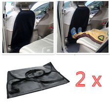 Anti Stepped Dirty Car Safety Seat Back Cover Protector Kids Kick Clean Mat Pad