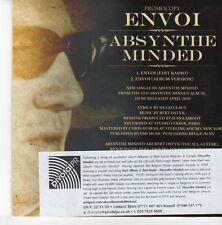 (EB464) Absynthe Minded, Envoi - 2010 DJ CD